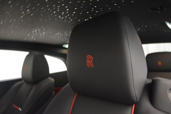 New 2016 Rolls-Royce Wraith for sale Sold at Bentley Greenwich in Greenwich CT 06830 25