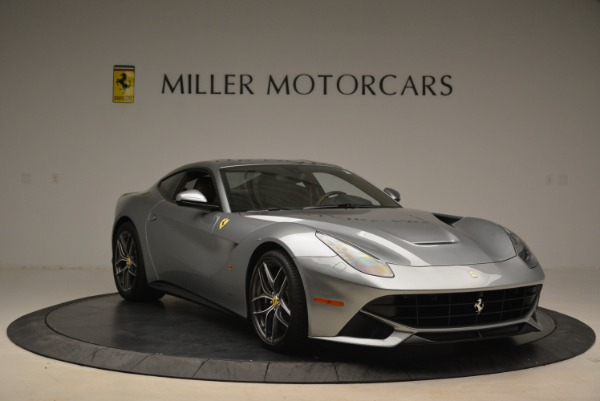 Used 2017 Ferrari F12 Berlinetta for sale Sold at Bentley Greenwich in Greenwich CT 06830 11