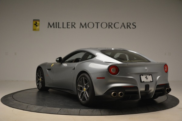 Used 2017 Ferrari F12 Berlinetta for sale Sold at Bentley Greenwich in Greenwich CT 06830 5