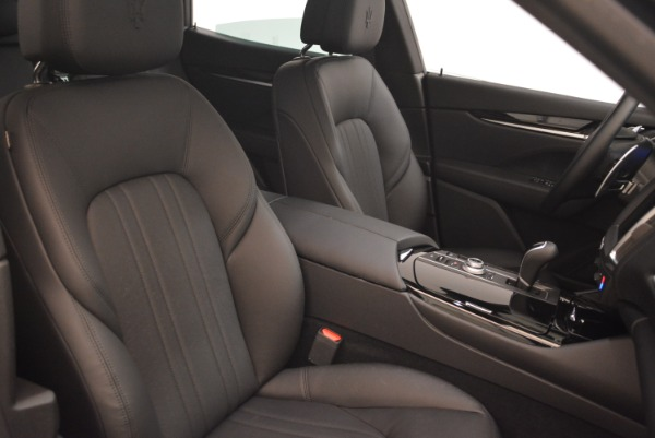 New 2018 Maserati Levante Q4 for sale Sold at Bentley Greenwich in Greenwich CT 06830 22