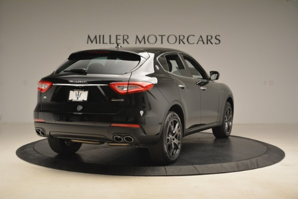 New 2018 Maserati Levante Q4 for sale Sold at Bentley Greenwich in Greenwich CT 06830 6