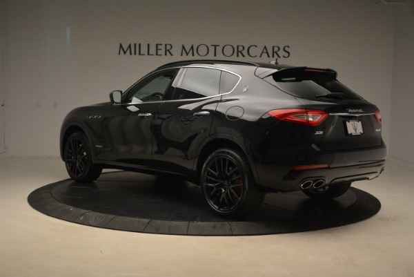New 2018 Maserati Levante S Q4 Gransport for sale Sold at Bentley Greenwich in Greenwich CT 06830 5