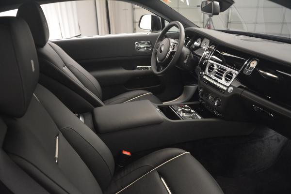 New 2016 Rolls-Royce Wraith for sale Sold at Bentley Greenwich in Greenwich CT 06830 23