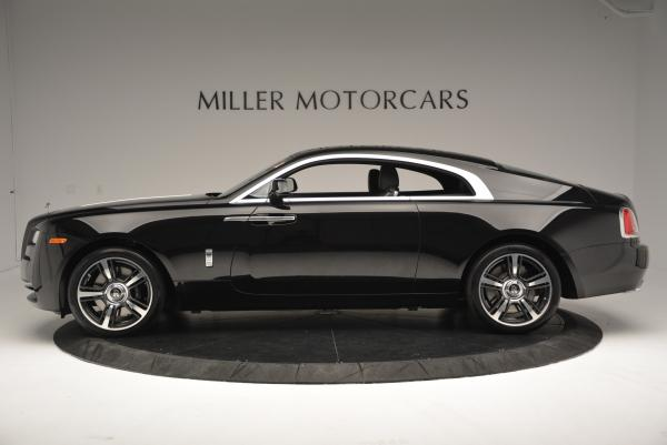 New 2016 Rolls-Royce Wraith for sale Sold at Bentley Greenwich in Greenwich CT 06830 4