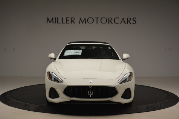 New 2018 Maserati GranTurismo Sport Convertible for sale Sold at Bentley Greenwich in Greenwich CT 06830 10
