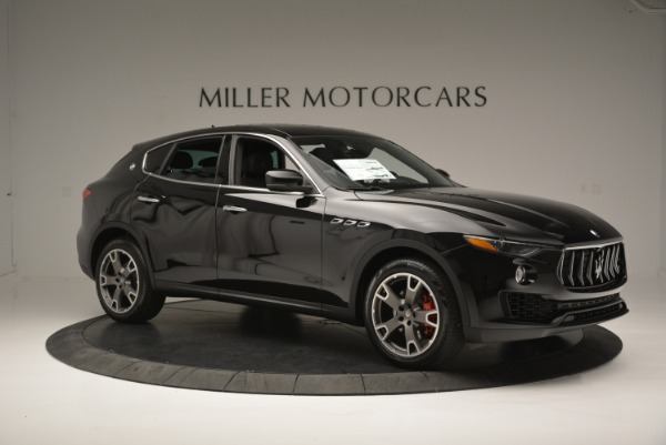 New 2018 Maserati Levante Q4 for sale Sold at Bentley Greenwich in Greenwich CT 06830 14