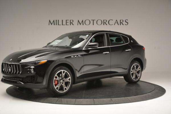 New 2018 Maserati Levante Q4 for sale Sold at Bentley Greenwich in Greenwich CT 06830 3