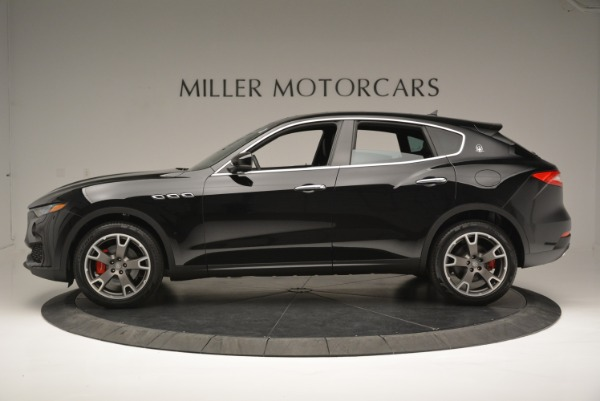 New 2018 Maserati Levante Q4 for sale Sold at Bentley Greenwich in Greenwich CT 06830 4