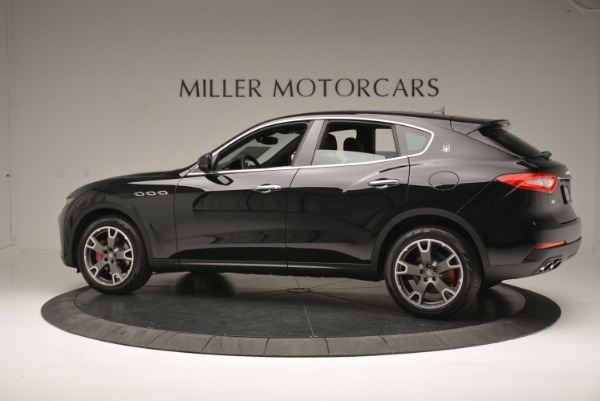 New 2018 Maserati Levante Q4 for sale Sold at Bentley Greenwich in Greenwich CT 06830 5