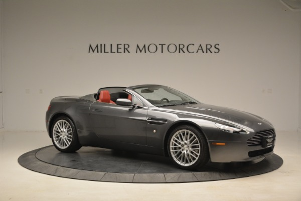 Used 2009 Aston Martin V8 Vantage Roadster for sale Sold at Bentley Greenwich in Greenwich CT 06830 10