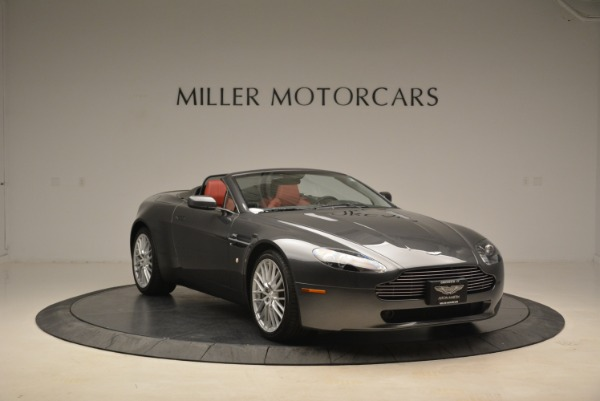 Used 2009 Aston Martin V8 Vantage Roadster for sale Sold at Bentley Greenwich in Greenwich CT 06830 11