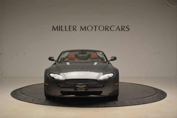 Used 2009 Aston Martin V8 Vantage Roadster for sale Sold at Bentley Greenwich in Greenwich CT 06830 12