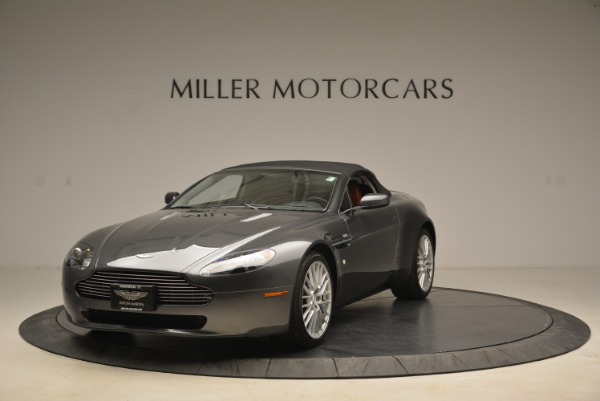 Used 2009 Aston Martin V8 Vantage Roadster for sale Sold at Bentley Greenwich in Greenwich CT 06830 13