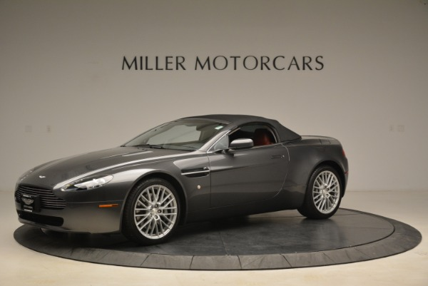 Used 2009 Aston Martin V8 Vantage Roadster for sale Sold at Bentley Greenwich in Greenwich CT 06830 14