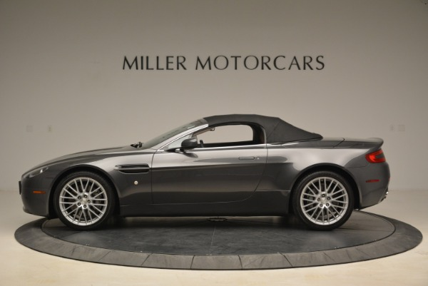 Used 2009 Aston Martin V8 Vantage Roadster for sale Sold at Bentley Greenwich in Greenwich CT 06830 15