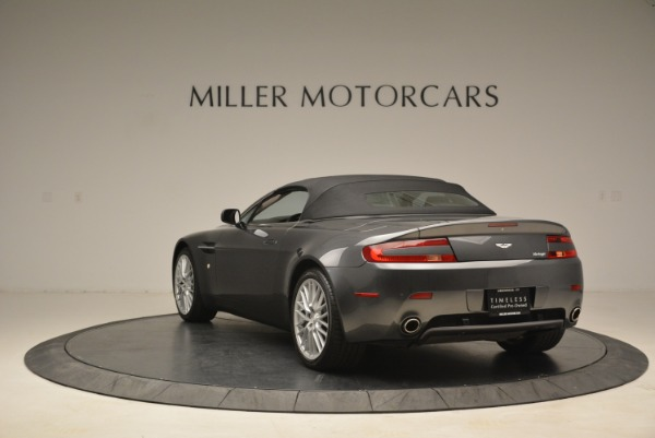 Used 2009 Aston Martin V8 Vantage Roadster for sale Sold at Bentley Greenwich in Greenwich CT 06830 17