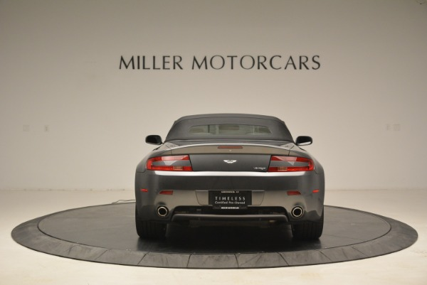 Used 2009 Aston Martin V8 Vantage Roadster for sale Sold at Bentley Greenwich in Greenwich CT 06830 18