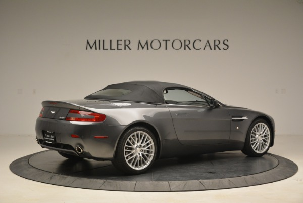 Used 2009 Aston Martin V8 Vantage Roadster for sale Sold at Bentley Greenwich in Greenwich CT 06830 20