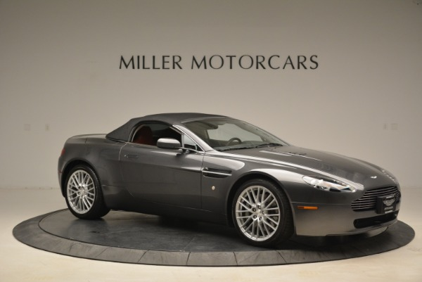 Used 2009 Aston Martin V8 Vantage Roadster for sale Sold at Bentley Greenwich in Greenwich CT 06830 22