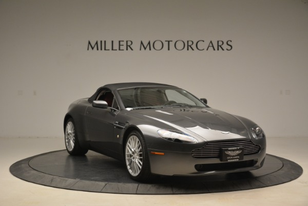 Used 2009 Aston Martin V8 Vantage Roadster for sale Sold at Bentley Greenwich in Greenwich CT 06830 23