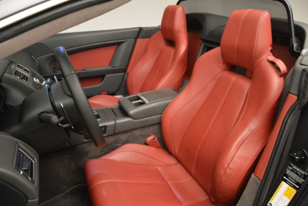Used 2009 Aston Martin V8 Vantage Roadster for sale Sold at Bentley Greenwich in Greenwich CT 06830 28