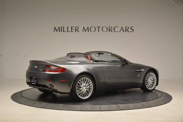 Used 2009 Aston Martin V8 Vantage Roadster for sale Sold at Bentley Greenwich in Greenwich CT 06830 8