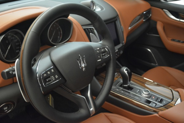 New 2018 Maserati Levante S Q4 GranLusso for sale Sold at Bentley Greenwich in Greenwich CT 06830 15