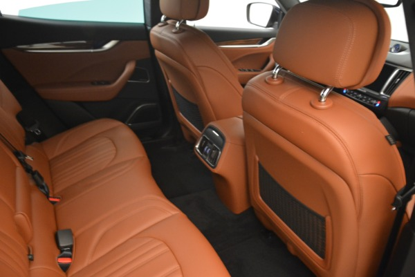 New 2018 Maserati Levante S Q4 GranLusso for sale Sold at Bentley Greenwich in Greenwich CT 06830 23