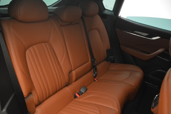 New 2018 Maserati Levante S Q4 GranLusso for sale Sold at Bentley Greenwich in Greenwich CT 06830 25