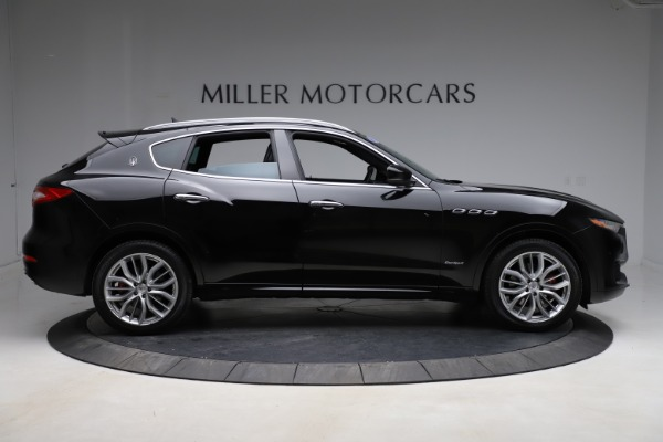 Used 2018 Maserati Levante Q4 GranSport for sale $53,900 at Bentley Greenwich in Greenwich CT 06830 10