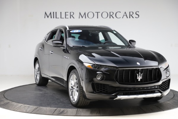 Used 2018 Maserati Levante Q4 GranSport for sale $53,900 at Bentley Greenwich in Greenwich CT 06830 12