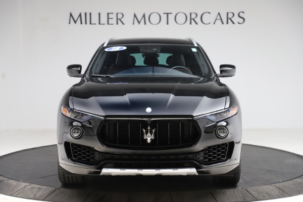 Used 2018 Maserati Levante Q4 GranSport for sale $53,900 at Bentley Greenwich in Greenwich CT 06830 2