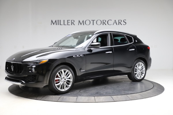 Used 2018 Maserati Levante Q4 GranSport for sale $53,900 at Bentley Greenwich in Greenwich CT 06830 3