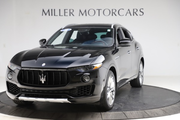 Used 2018 Maserati Levante Q4 GranSport for sale $53,900 at Bentley Greenwich in Greenwich CT 06830 1