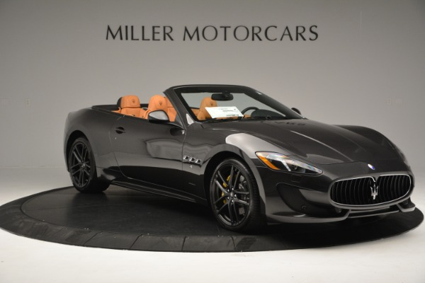 Used 2015 Maserati GranTurismo Sport Convertible for sale Sold at Bentley Greenwich in Greenwich CT 06830 12