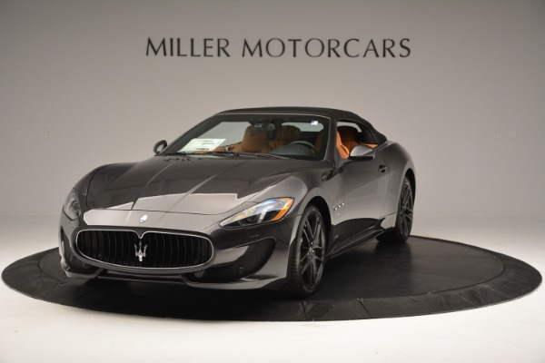 Used 2015 Maserati GranTurismo Sport Convertible for sale Sold at Bentley Greenwich in Greenwich CT 06830 14