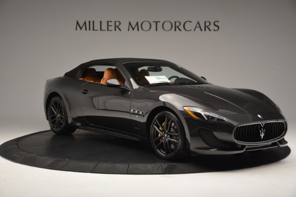 Used 2015 Maserati GranTurismo Sport Convertible for sale Sold at Bentley Greenwich in Greenwich CT 06830 18