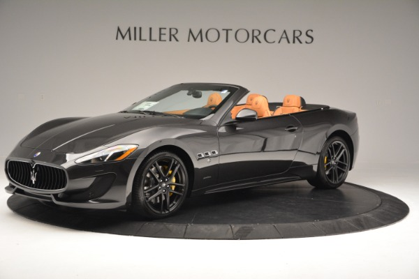 Used 2015 Maserati GranTurismo Sport Convertible for sale Sold at Bentley Greenwich in Greenwich CT 06830 2