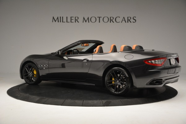 Used 2015 Maserati GranTurismo Sport Convertible for sale Sold at Bentley Greenwich in Greenwich CT 06830 5