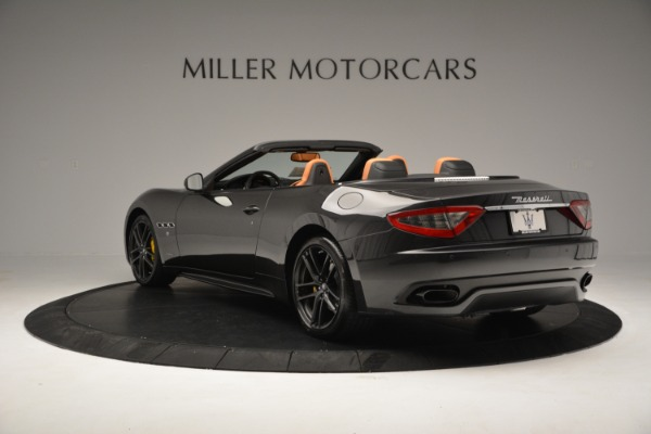 Used 2015 Maserati GranTurismo Sport Convertible for sale Sold at Bentley Greenwich in Greenwich CT 06830 6