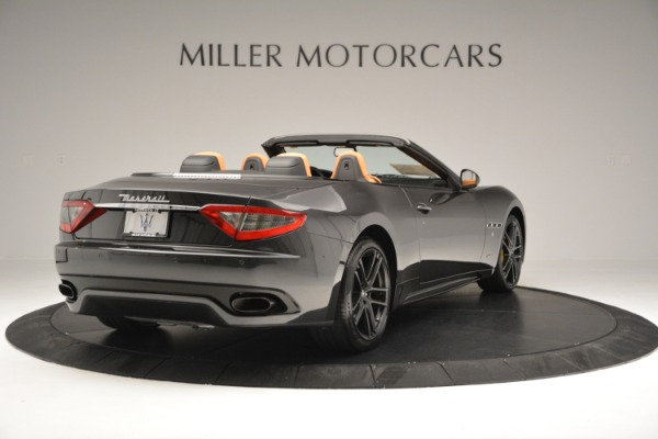 Used 2015 Maserati GranTurismo Sport Convertible for sale Sold at Bentley Greenwich in Greenwich CT 06830 8