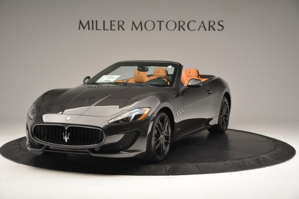 Used 2015 Maserati GranTurismo Sport Convertible for sale Sold at Bentley Greenwich in Greenwich CT 06830 1