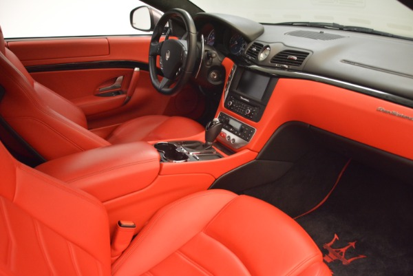 Used 2014 Maserati GranTurismo Sport for sale Sold at Bentley Greenwich in Greenwich CT 06830 17
