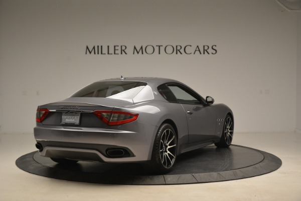 Used 2014 Maserati GranTurismo Sport for sale Sold at Bentley Greenwich in Greenwich CT 06830 5