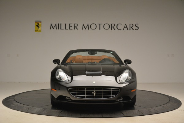 Used 2014 Ferrari California 30 for sale Sold at Bentley Greenwich in Greenwich CT 06830 12