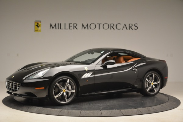 Used 2014 Ferrari California 30 for sale Sold at Bentley Greenwich in Greenwich CT 06830 14