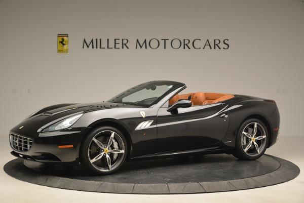 Used 2014 Ferrari California 30 for sale Sold at Bentley Greenwich in Greenwich CT 06830 2