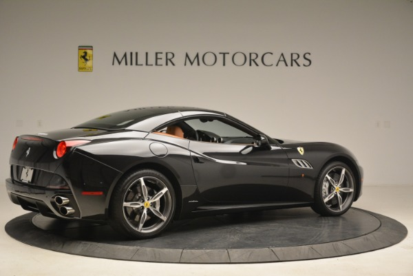 Used 2014 Ferrari California 30 for sale Sold at Bentley Greenwich in Greenwich CT 06830 20