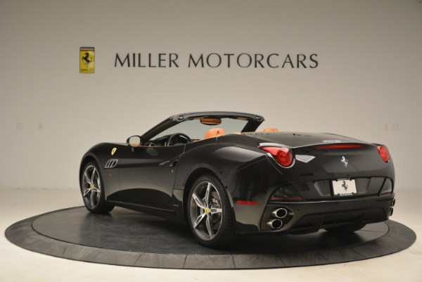 Used 2014 Ferrari California 30 for sale Sold at Bentley Greenwich in Greenwich CT 06830 5