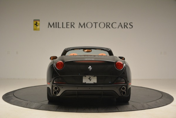 Used 2014 Ferrari California 30 for sale Sold at Bentley Greenwich in Greenwich CT 06830 6